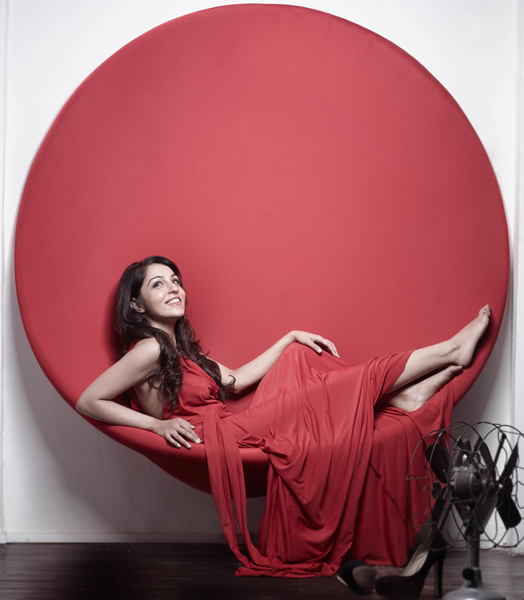 Lekha Washington's Dot Chair
