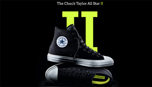 converse shoes redesigned