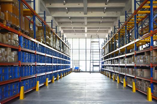 acclimatized, fully-automated warehousing facility