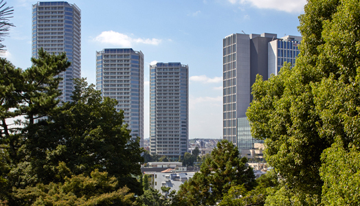Tokyo's single largest development in the last 10 years