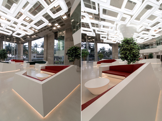 Reflective Topography by collaborative architecture