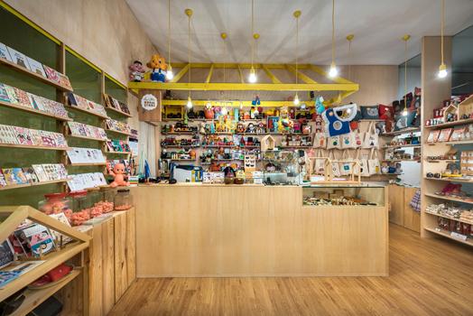 design knick-knack store