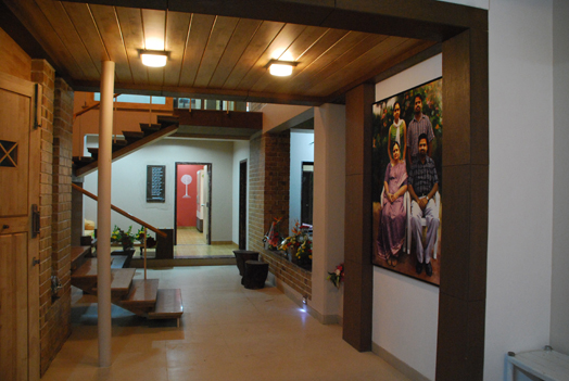 India Art n Design features Nitin Nayak Farmhouse designed by Architect Pramod Chaugule