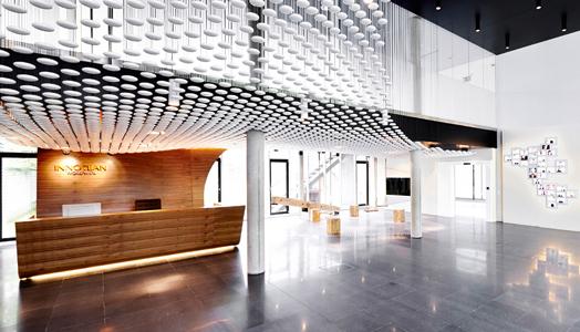 India Art n Design features Innocean Worldwide Frankfurt by Ippolito Fleitz Group