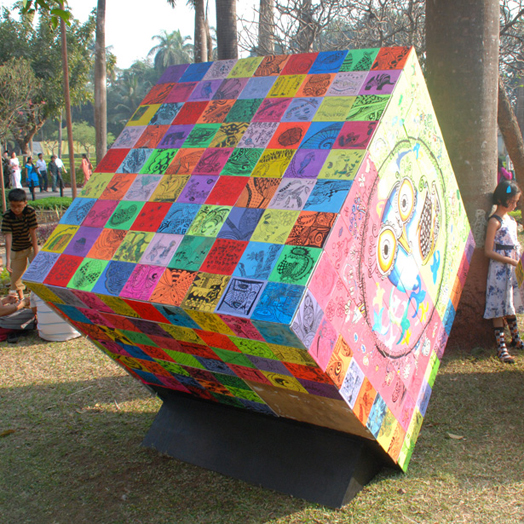 India Art n Design features Kala Ghoda Arts Festival 2015