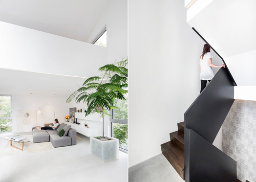India Art n Design features Holy Cross House by Thomas Balaban Architecte
