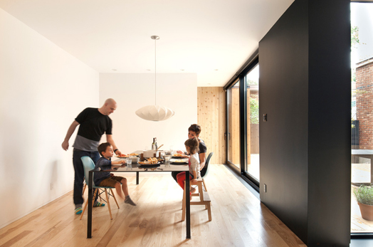 India Art n Design features De Gaspé House project by la SHED architecture