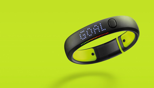 India Art n Design features Nike+ FuelBand