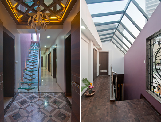 India Art n Design features penthouse in Mumbai by SSA Design Studio