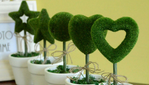 India Art n Design features getting creative with topiaries