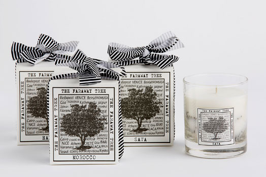 candles from The Faraway Tree