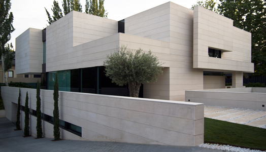limestone construction