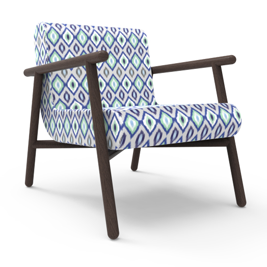 Fillet Armchair by Hardik Gandhi
