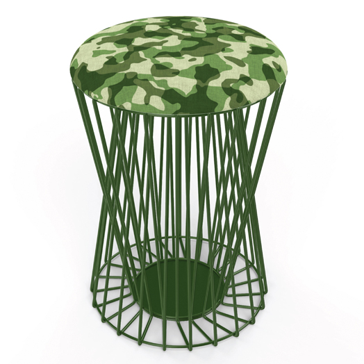 Xcent stool by Hardik Gandhi