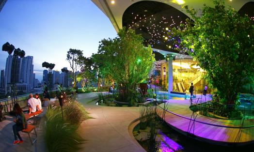 Luxury mall in Bangkok - EM Quartier