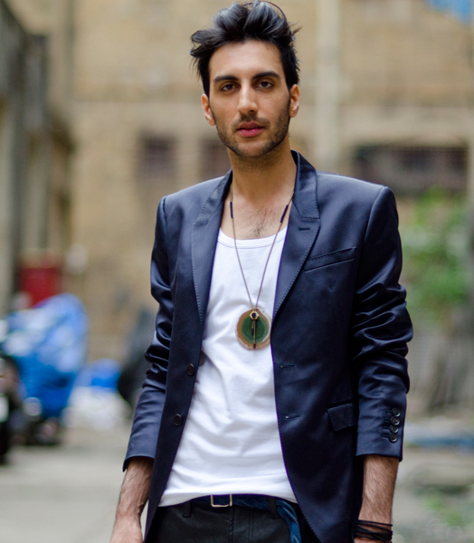 Fashion Stylist Nikhil Mansata