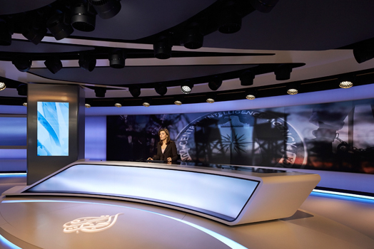 production house Al Jazeera UK Headquarters