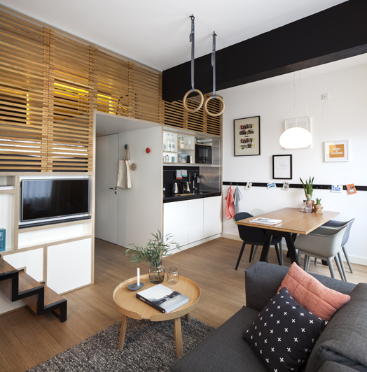 Zoku – the new concept in hotel design