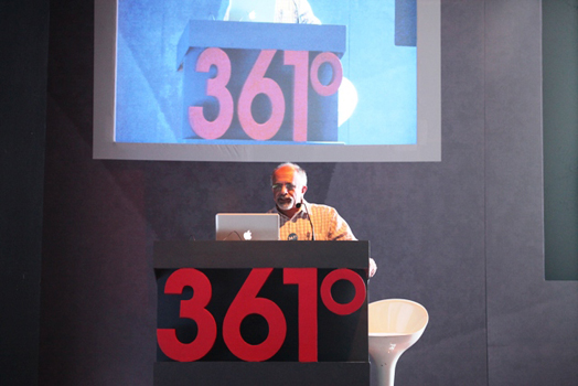 India Art n Design features report on 361 Degrees Conference 2015