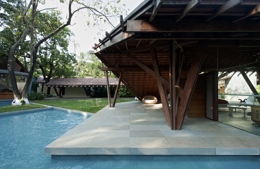 India Art n Design features K-Lagoon Residence in Alibaug by Malik Architecture