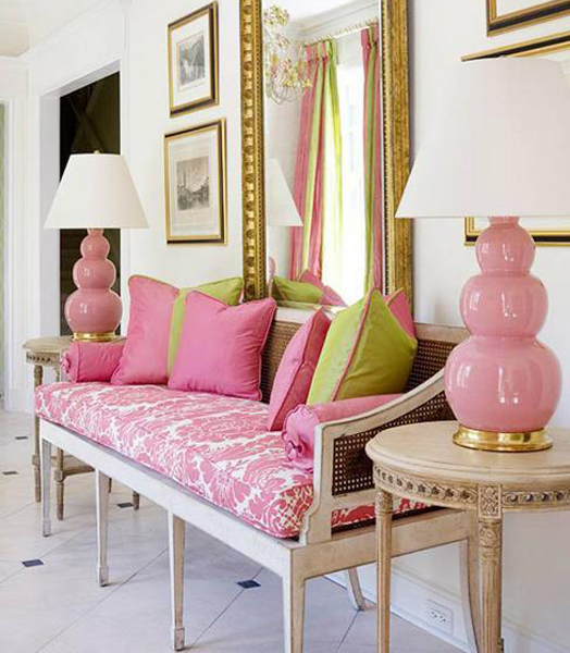 India Art n Design inditerrain: Sensual Soothers - Pinks & Mauves