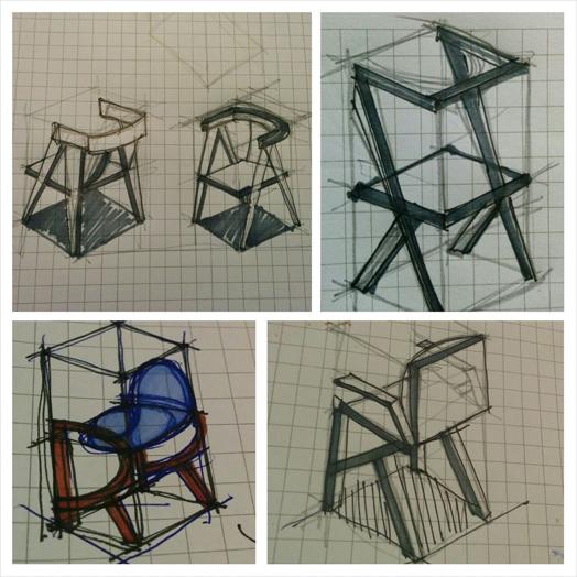 India Art n Design features nascent furniture design practice Studio Wood