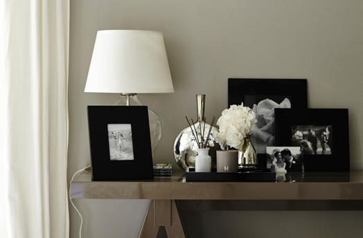 the art of displaying your interior/ lifestyle accessories