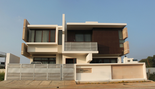 home in bangalore by Collage Architecture