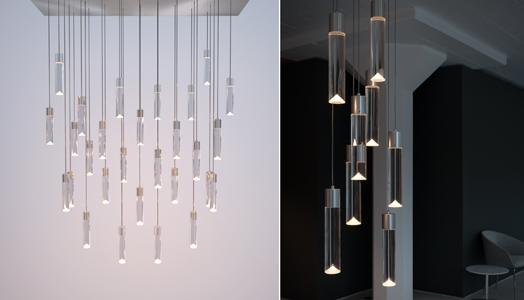 Archilume's LED Chandeliers