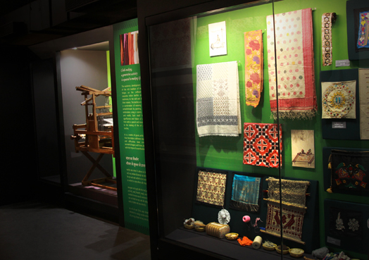 Mumbai's first Textile & Costume Gallery at the CSMVS