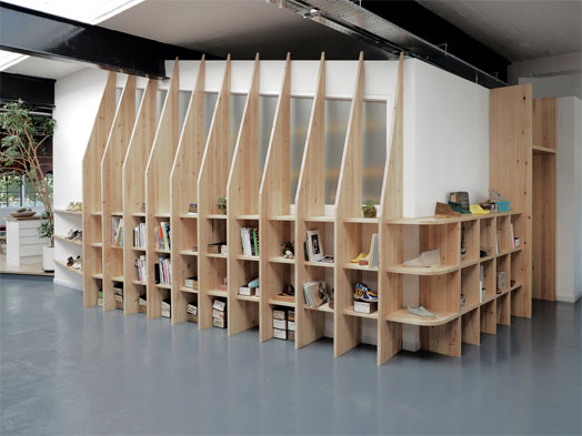shoe rack - Clarks Originals design space
