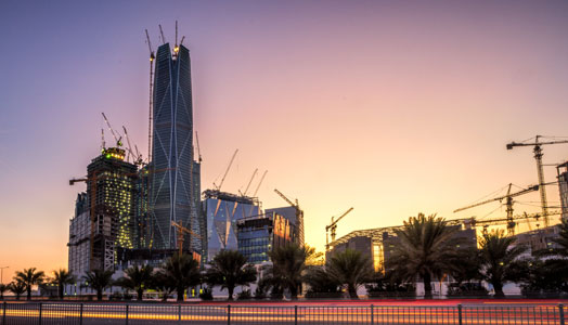 upcoming Capital Market Authority (CMA) Tower at Riyadh
