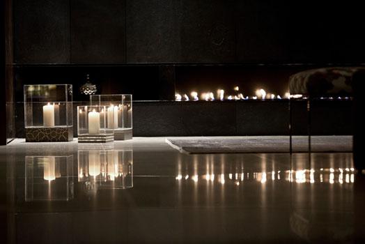 fireplace romance