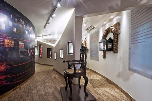 Christian Art Museum. Mumbai