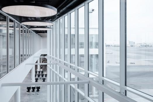 copenhagen airport by schmidt hammer lassen architects