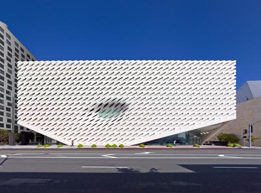 LA's new contemporary art museum, The Broad
