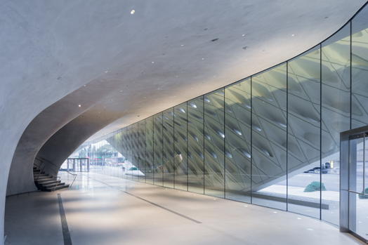 LA's new contemporary art museum, The Broad