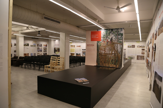 'Think Global, Build Social! Architectures for a Better World'  travelling exhibition