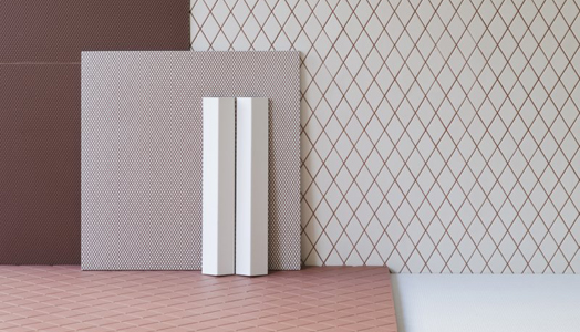 Bouroullec brothers' tile range for Mutina