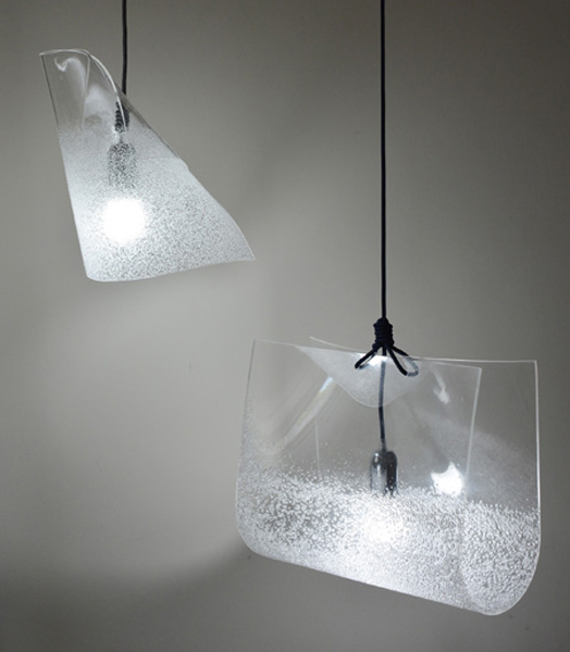Pendant lights by Sayoko Designs