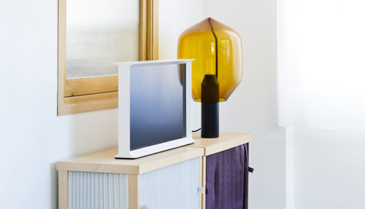 serif TV by Bouroullec Brothers