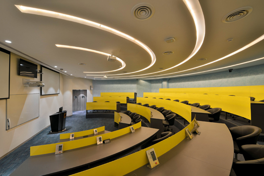 learning centre or class room