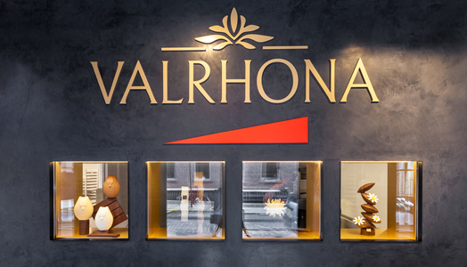 Valrhona Chocolaterie in Brooklyn, NYC