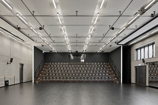 auditorium space - Ballett am Rhein