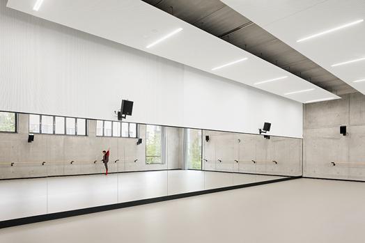 ballet halls - Ballett am Rhein