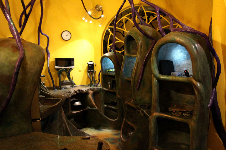 steven rude's crazy home design