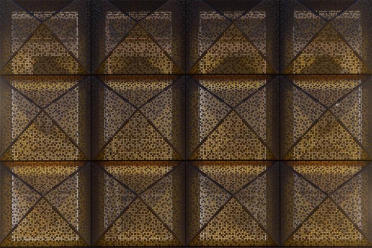 facade detail - Ragnarock museum