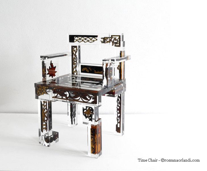 time chair by hongjie yang