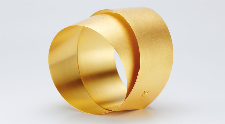 Ulla + Martin Kaufmann's Tira bangle