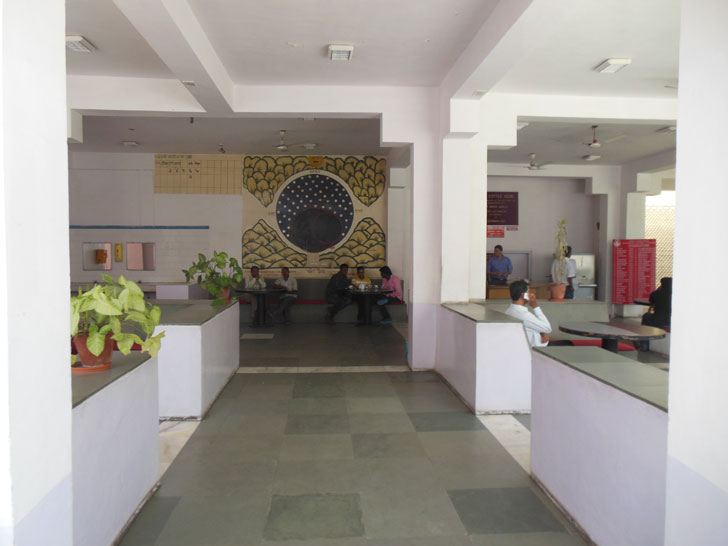 Canteen - Before renovation